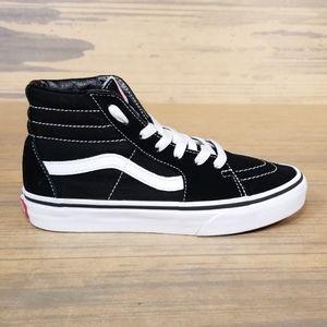 Vans Sk8-Hi Black/White Sneakers